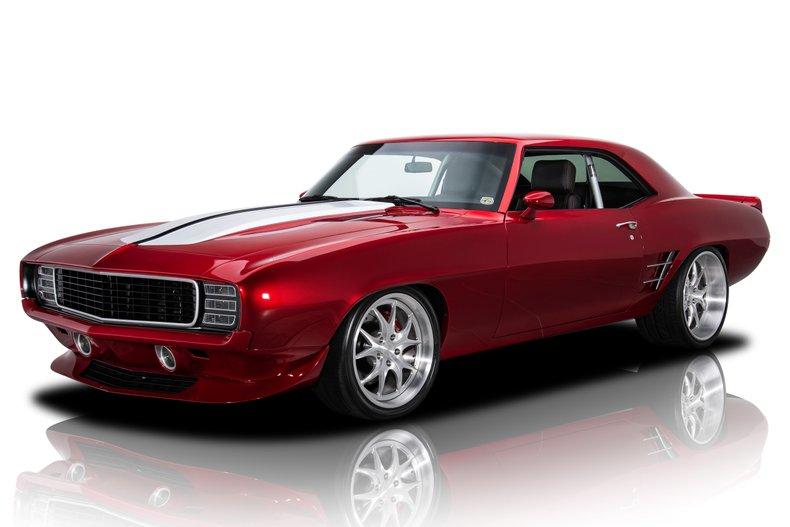 1969 Chevrolet Camaro 1