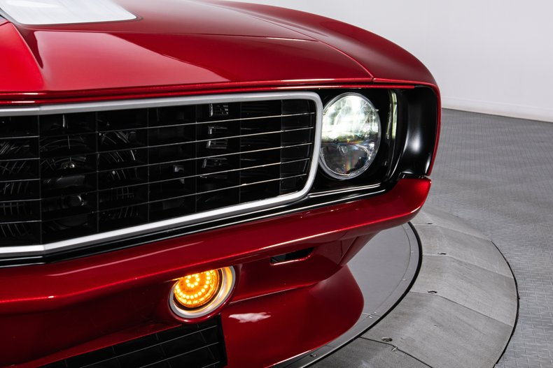1969 Chevrolet Camaro 21