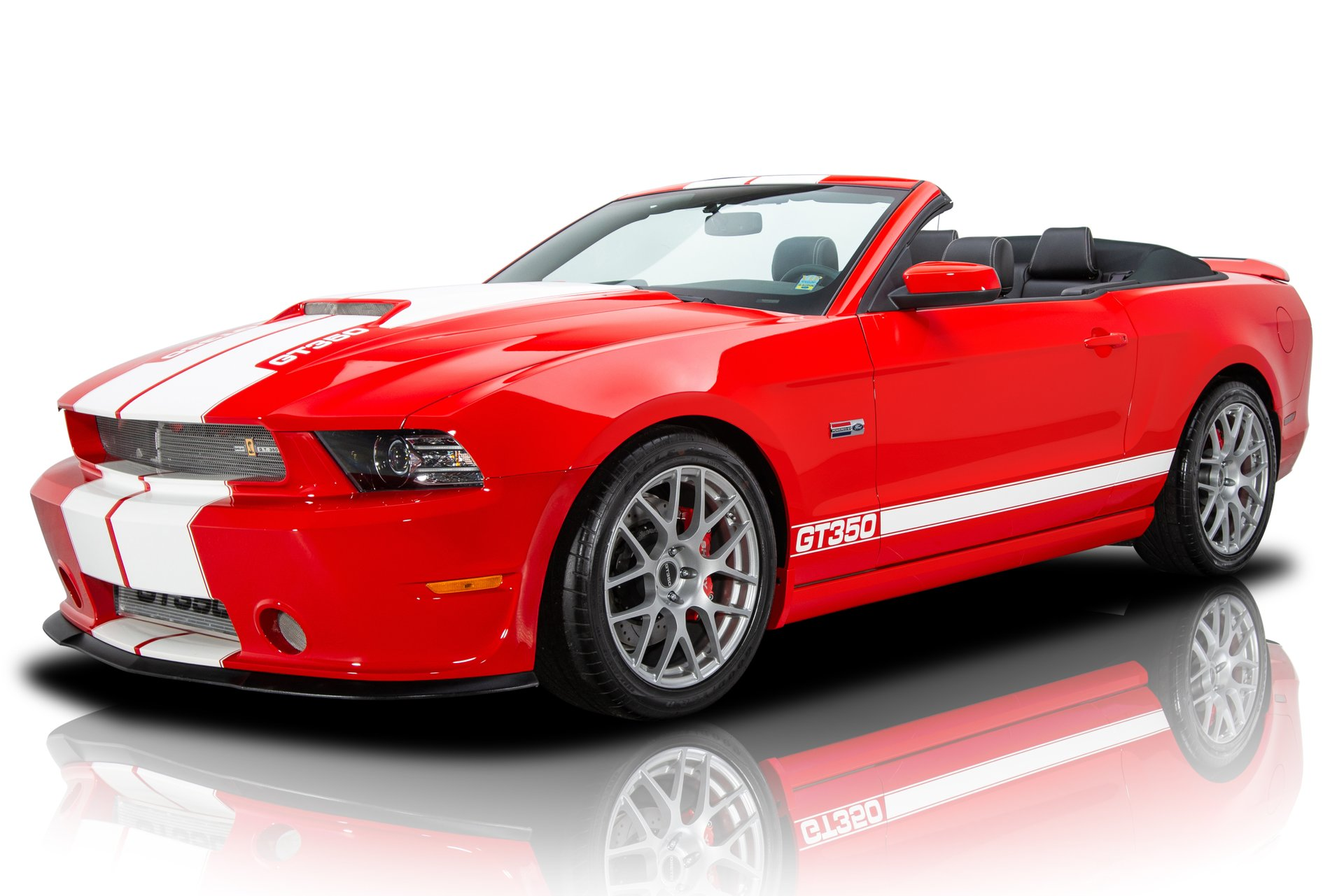 2014 ford mustang gt350