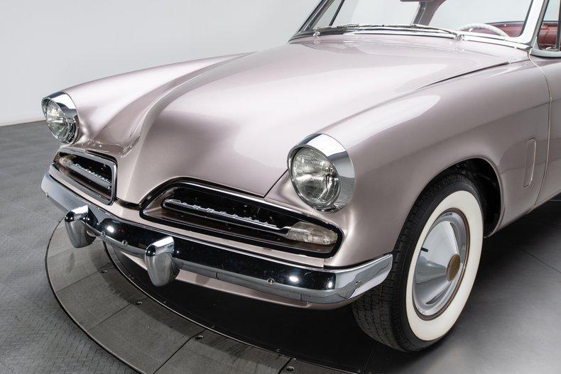 1953 Studebaker Commander 12