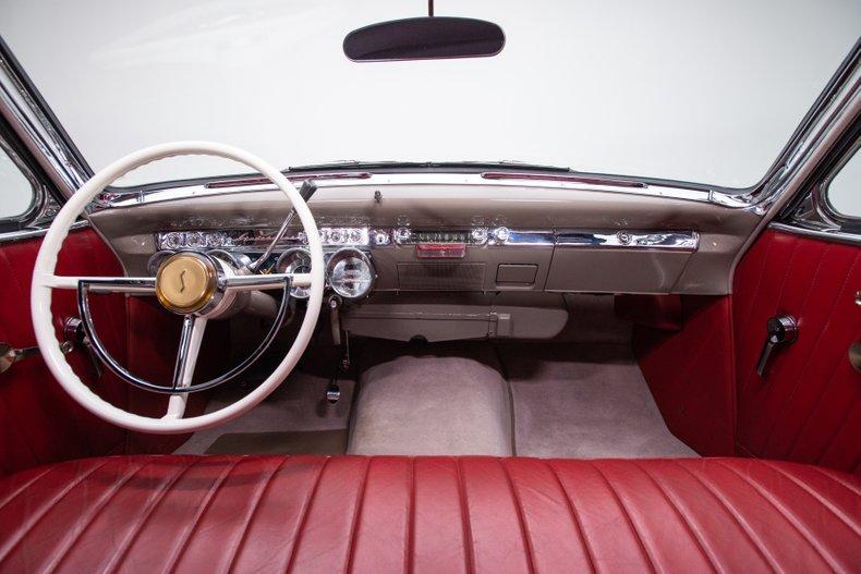 1953 Studebaker Commander 50