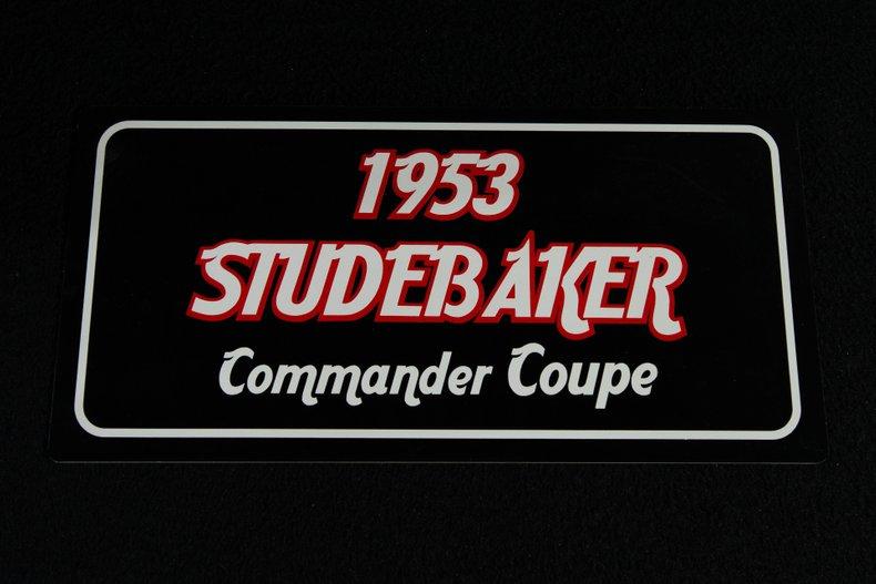1953 Studebaker Commander 93