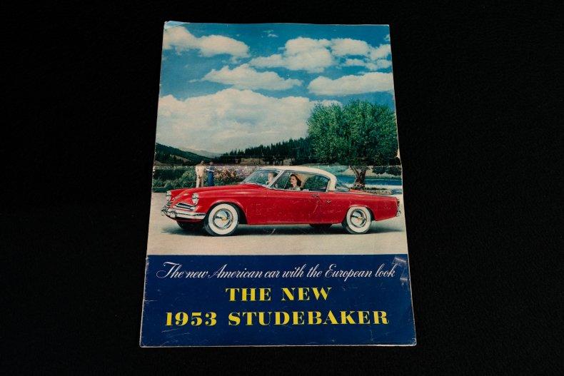1953 Studebaker Commander 76