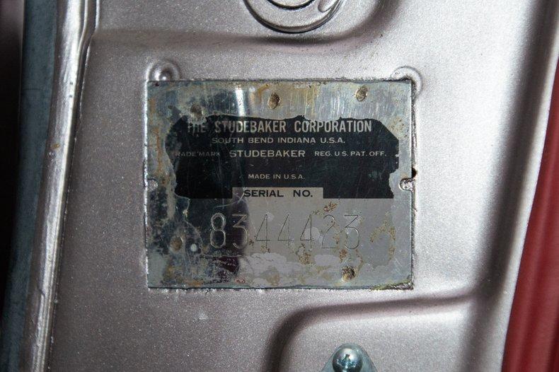 1953 Studebaker Commander 94