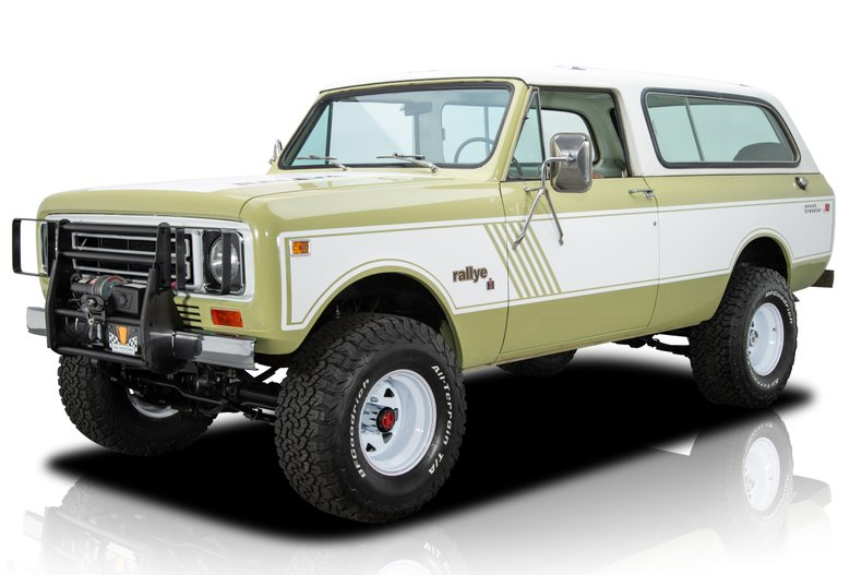 For Sale 1977 International Scout II