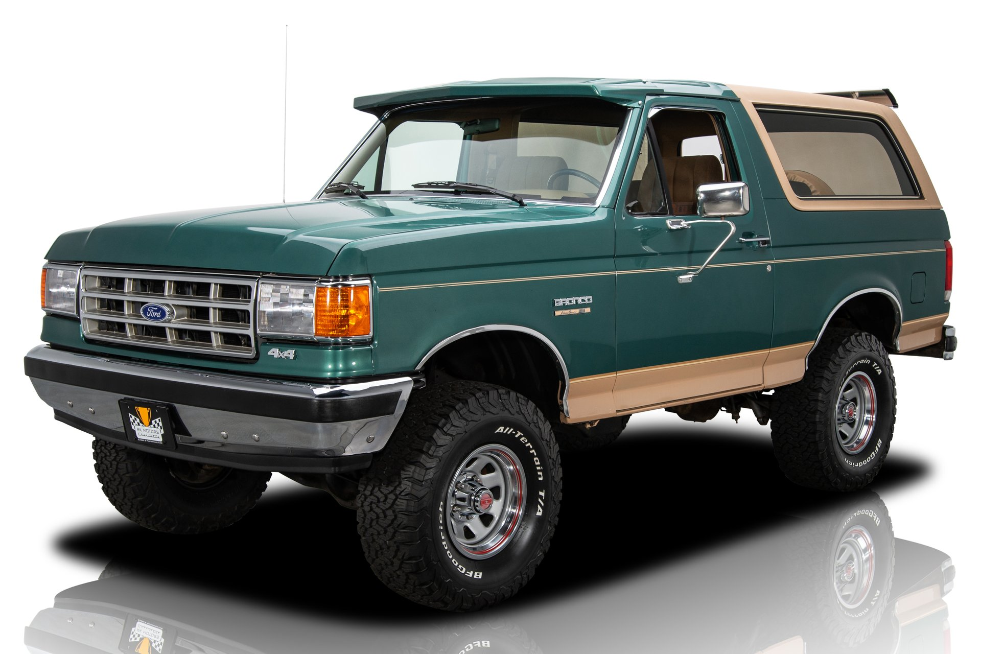 1988 ford bronco eddie bauer edition