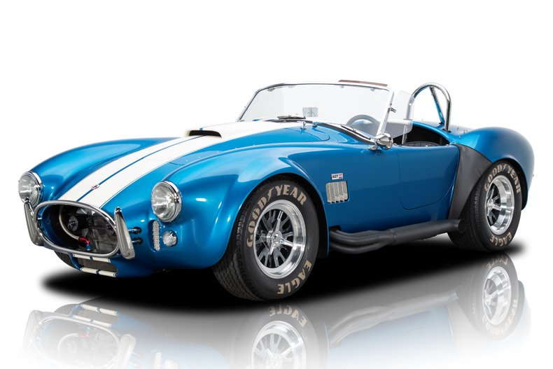 For Sale 1965 Superformance Shelby Cobra