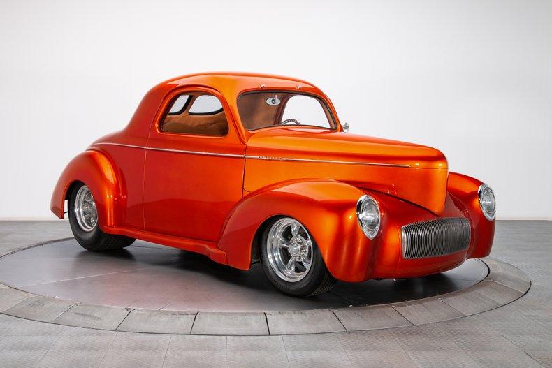 1940 Willys Americar 8