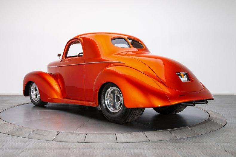 1940 Willys Americar 9