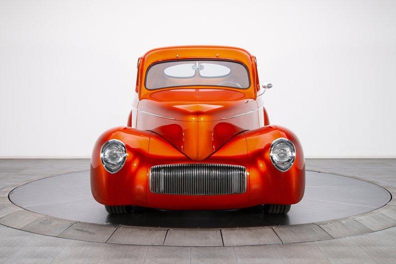 1940 Willys Americar 13