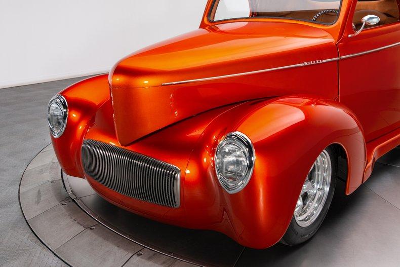1940 Willys Americar 12