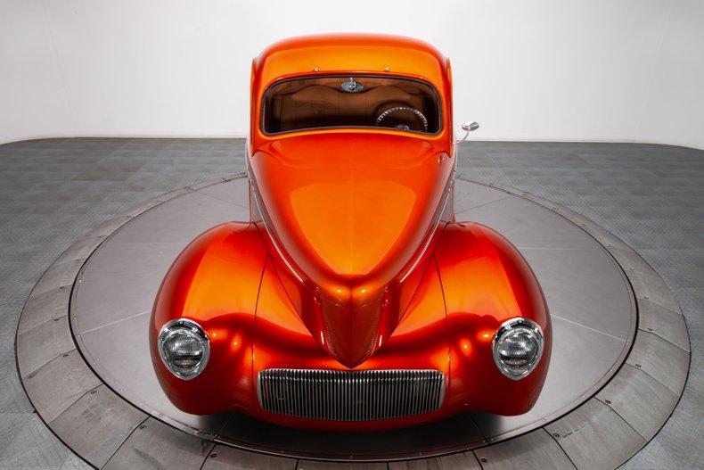1940 Willys Americar 14