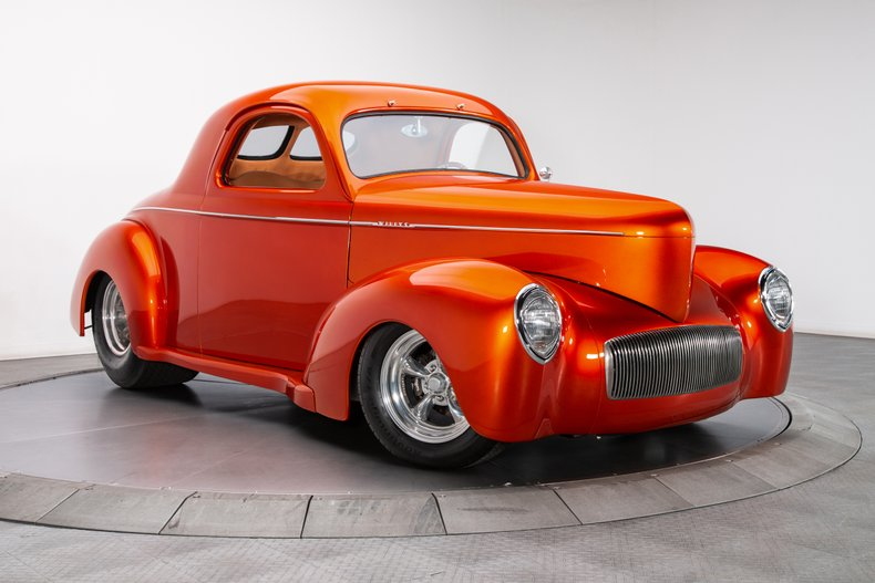 1940 Willys Americar 19
