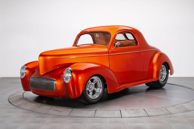 1940 Willys Americar 75