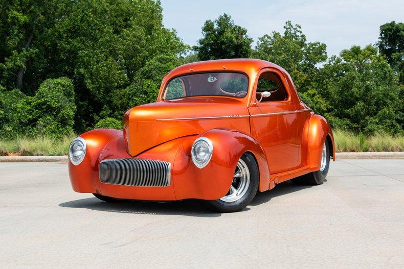 1940 Willys Americar 76