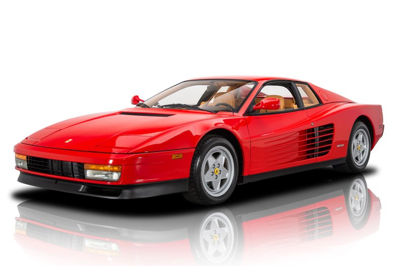For Sale 1989 Ferrari Testarossa