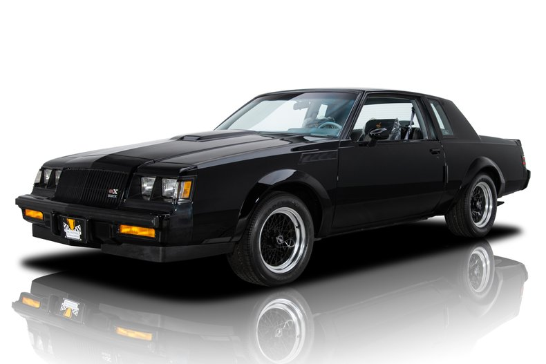 1987 Buick Regal 1