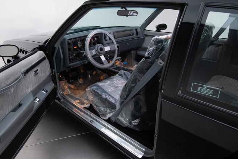 1987 Buick Regal 5