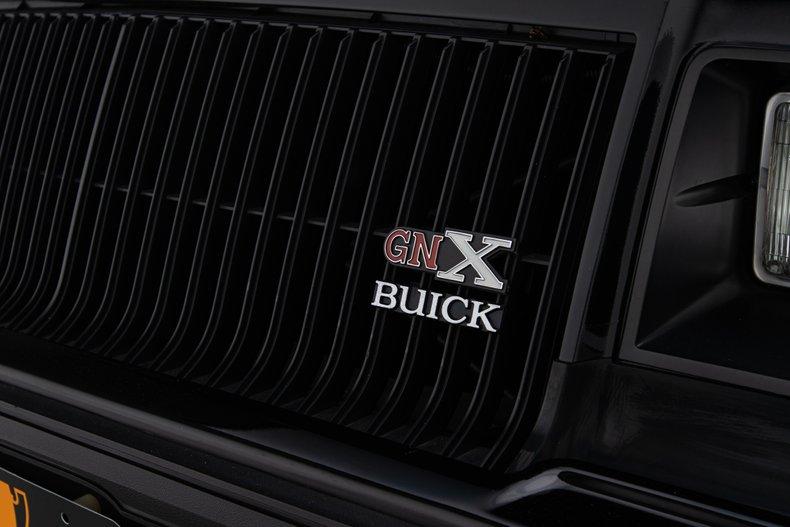 1987 Buick Regal 21