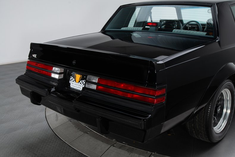 1987 Buick Regal 23