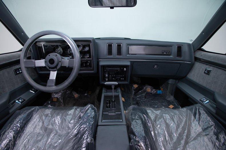 1987 Buick Regal 54