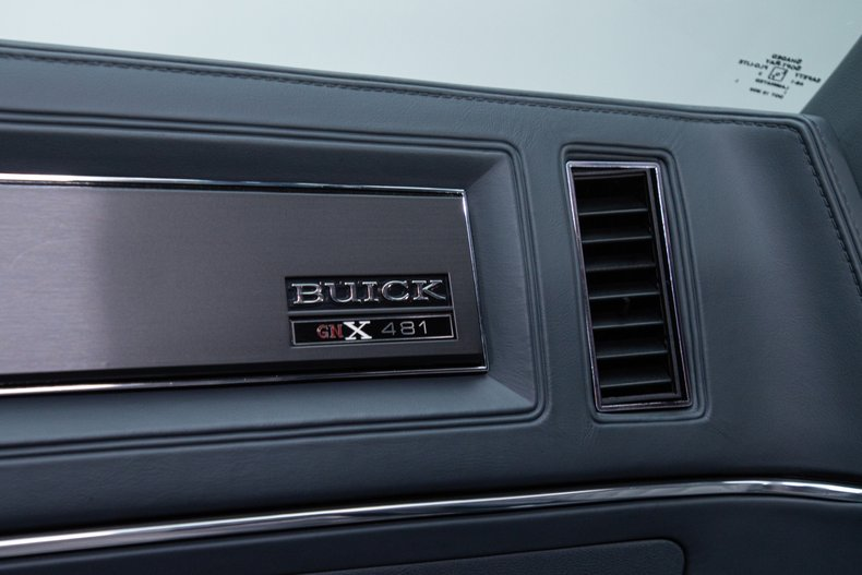 1987 Buick Regal 60