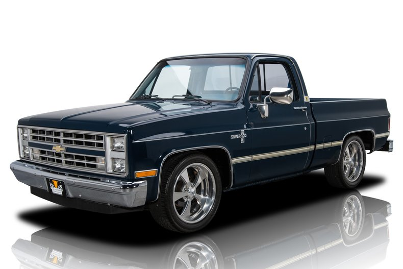 For Sale 1987 Chevrolet C10