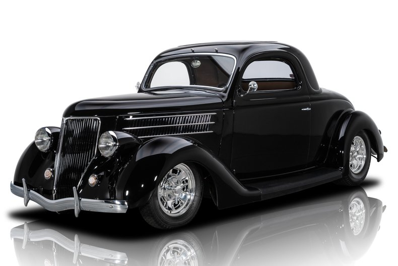 For Sale 1936 Ford 3-Window