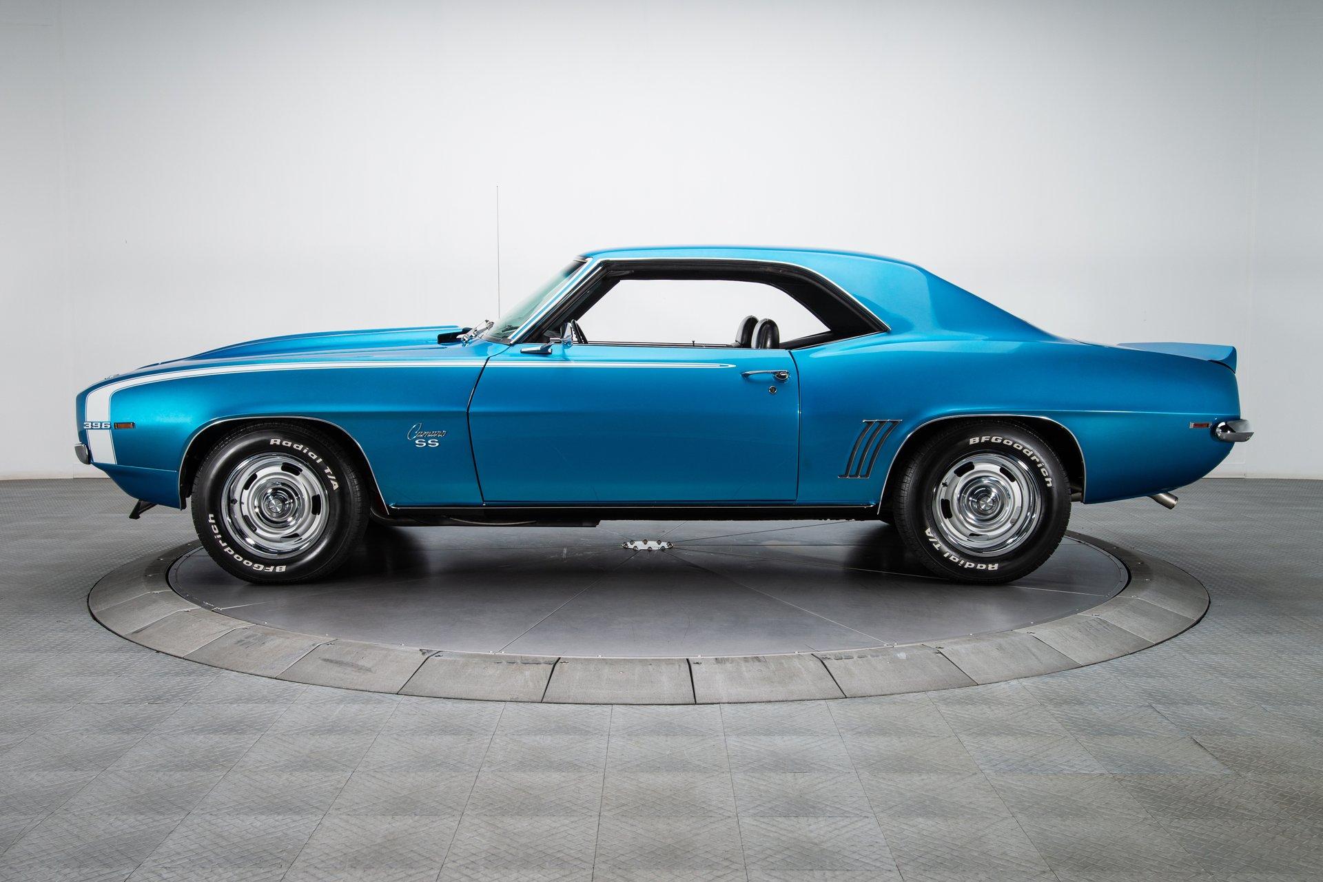 136486 1969 Chevrolet Camaro RK Motors Classic Cars for Sale