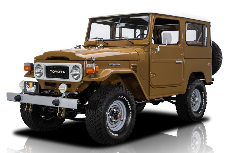 136489 1984 Toyota Land Cruiser Rk Motors Classic Cars And Muscle Cars For Sale