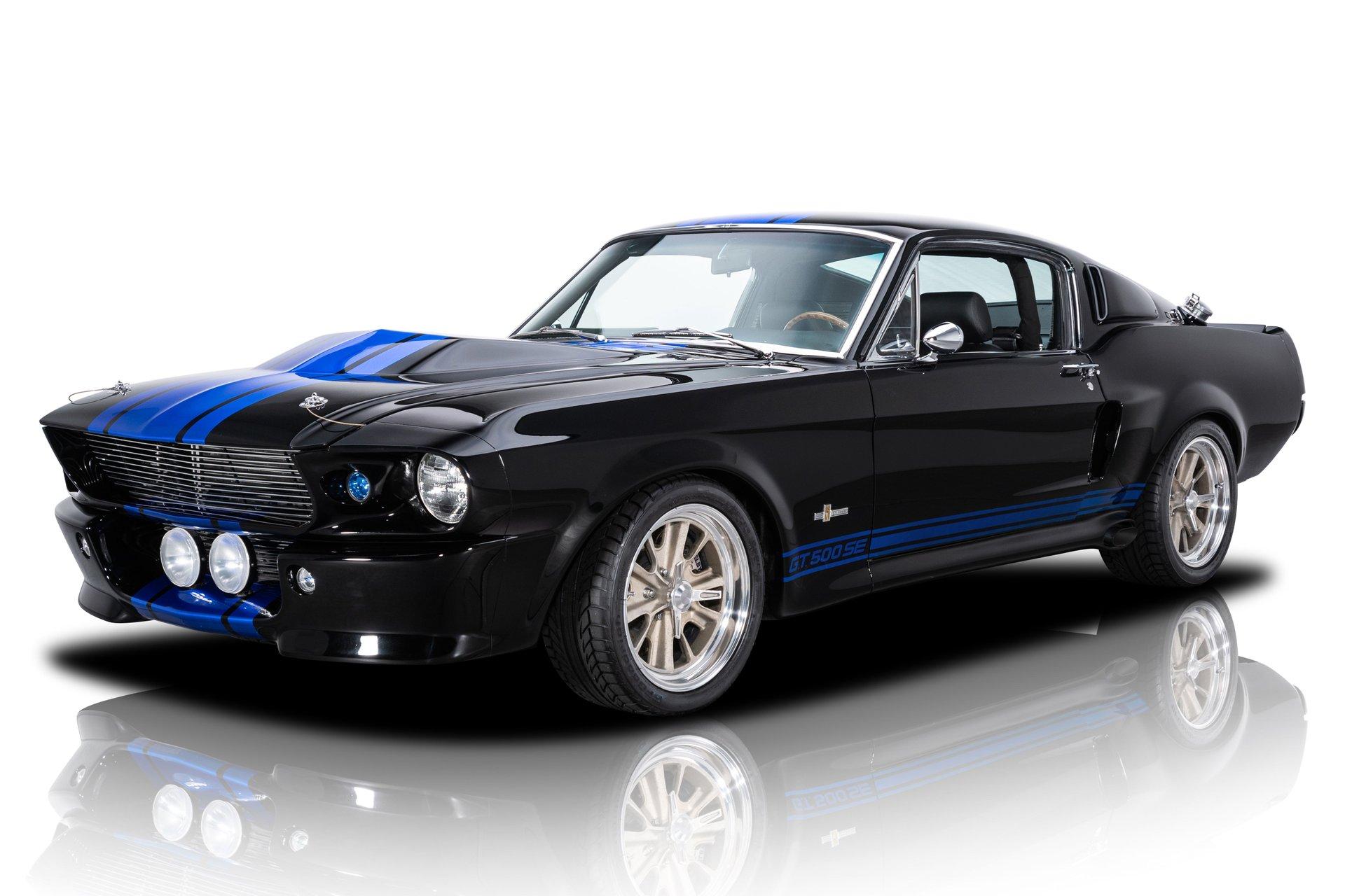 136490 1967 Ford Mustang Rk Motors Classic Cars And Muscle Cars For Sale