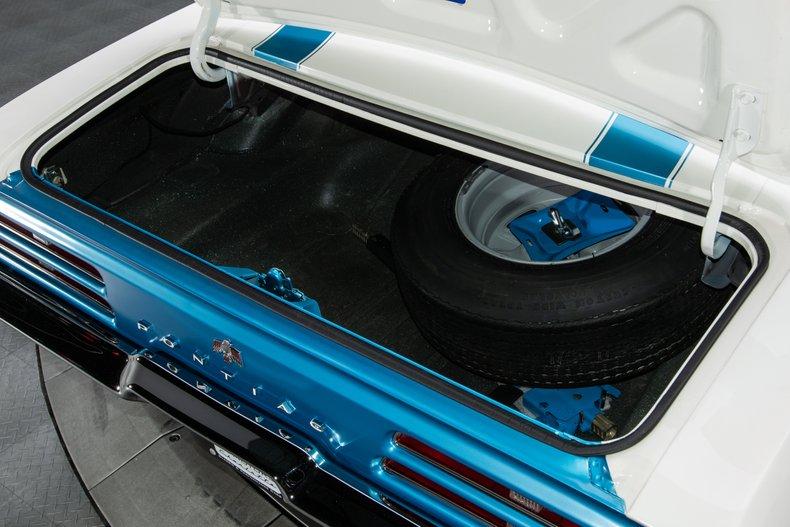1969 Pontiac Firebird 42