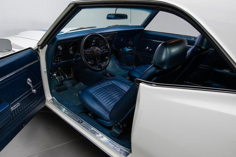 1969 Pontiac Firebird 47