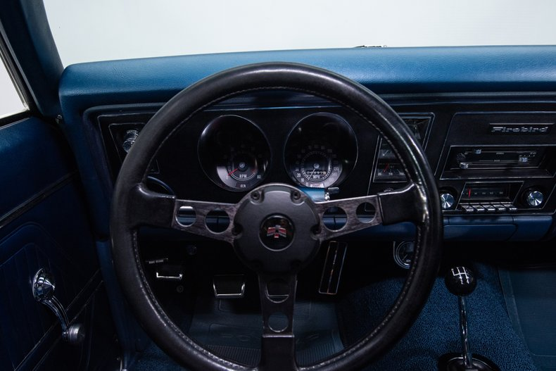1969 Pontiac Firebird 52