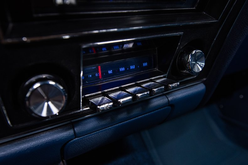 1969 Pontiac Firebird 56