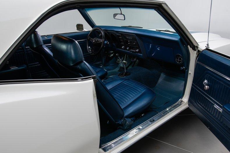 1969 Pontiac Firebird 66