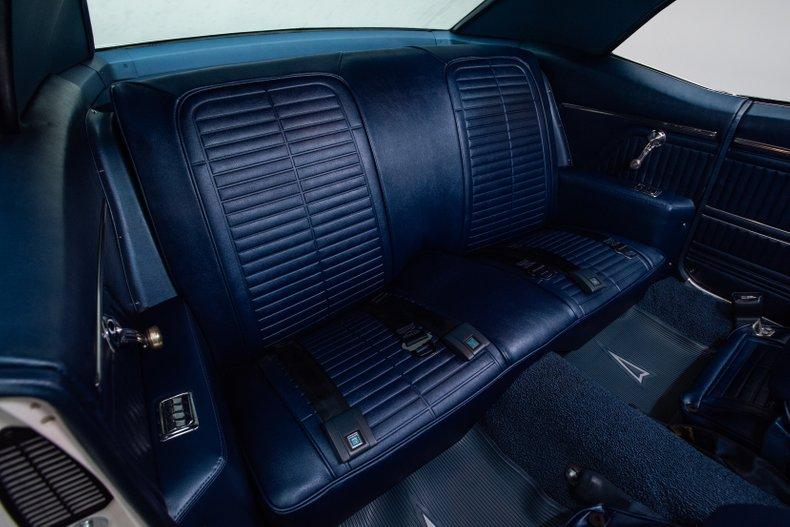 1969 Pontiac Firebird 63