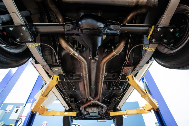 1969 Pontiac Firebird 76