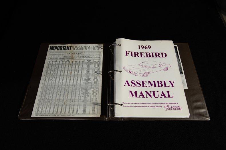 1969 Pontiac Firebird 82