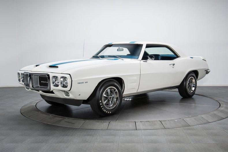 1969 Pontiac Firebird 96