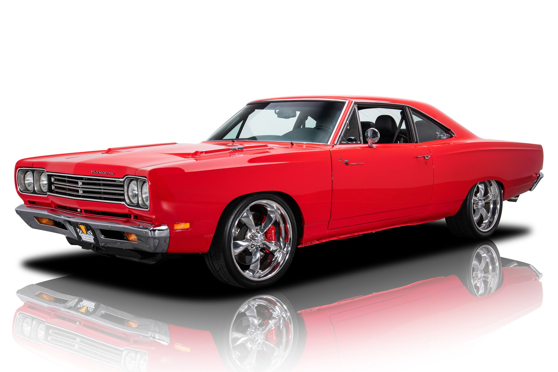 1969 plymouth road runner srt 8