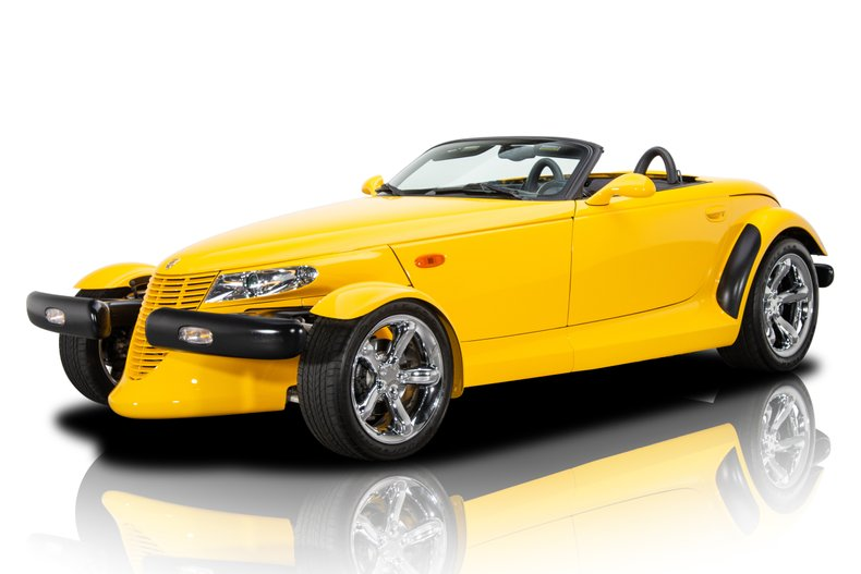 2000 Plymouth Prowler For Sale