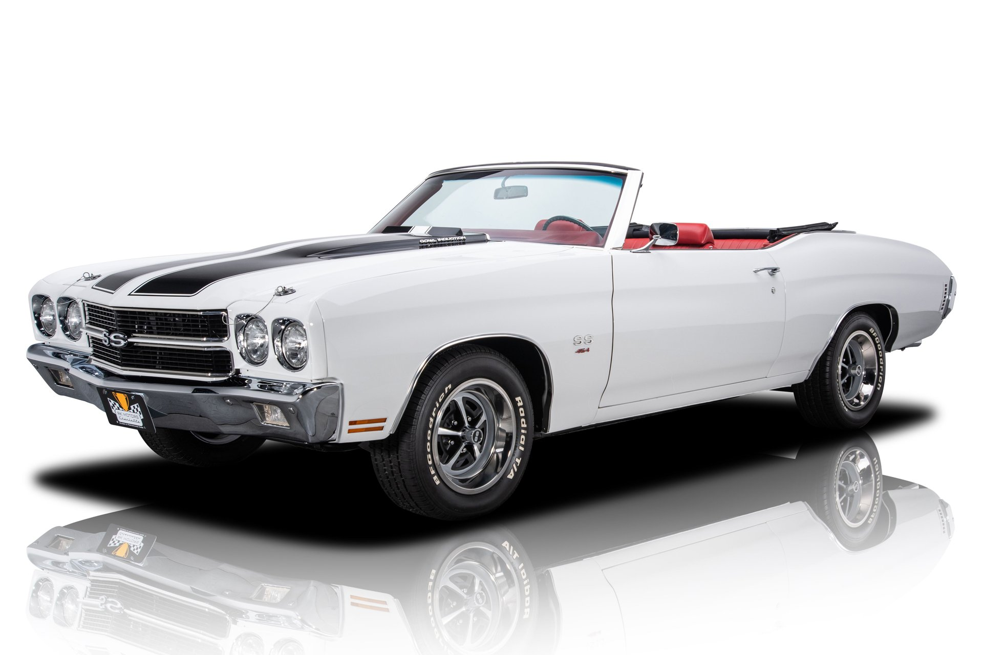 1970 chevrolet chevelle ss convertible