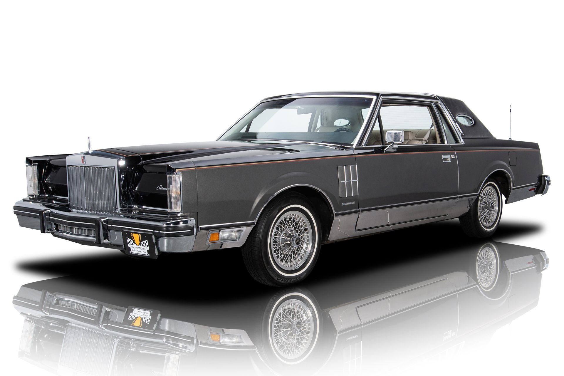 1981 lincoln mark vi givenchy edition