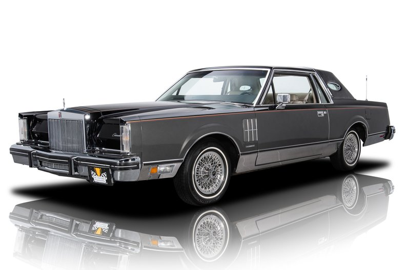 For Sale 1981 Lincoln Mark VI