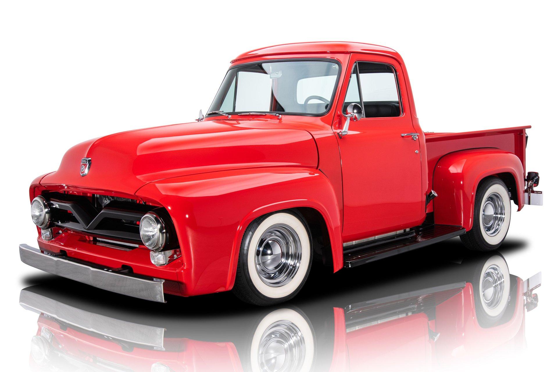1955 ford f200 pickup truck