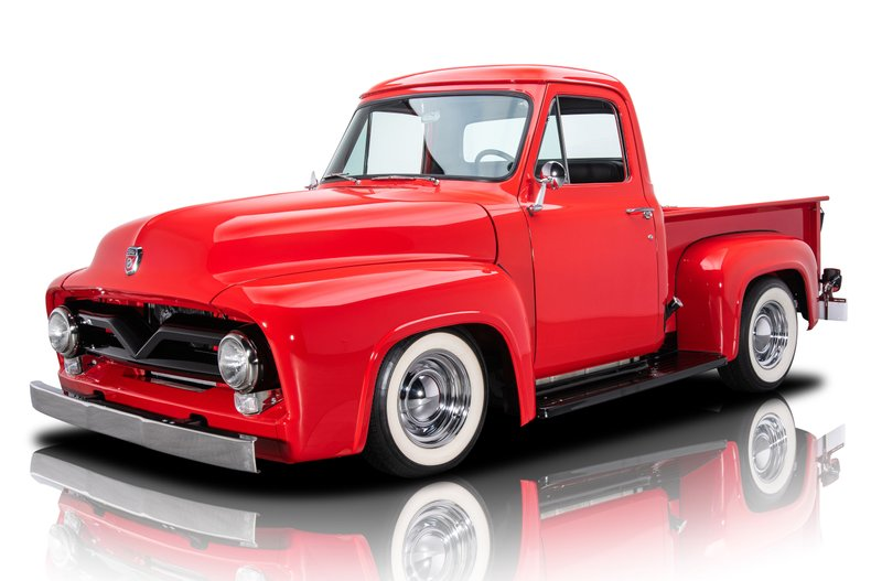 For Sale 1955 Ford F200