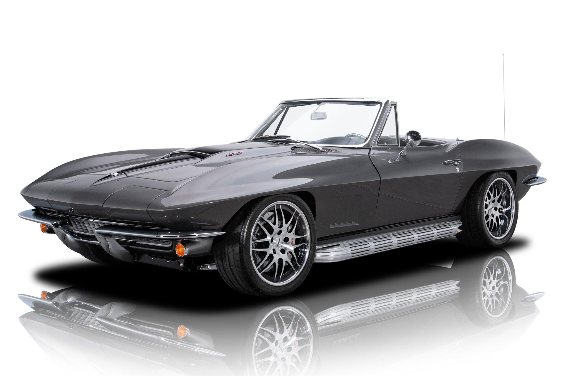 136536 1967 Chevrolet Corvette RK Motors Classic Cars for Sale
