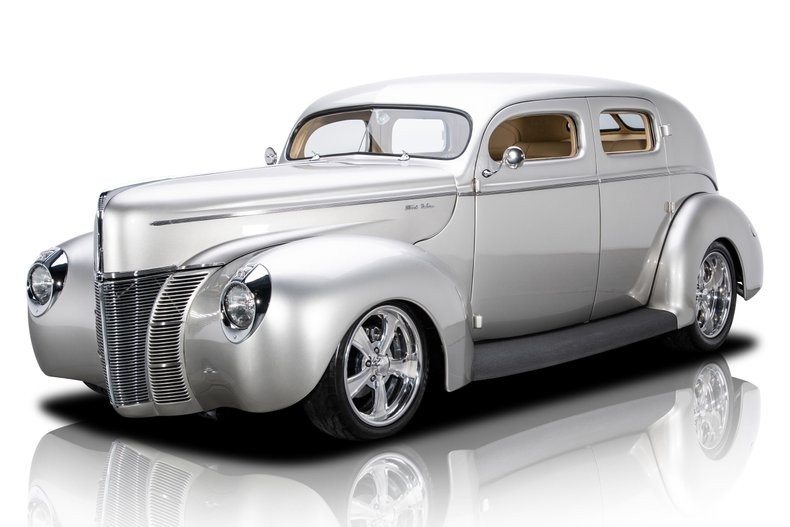 For Sale 1940 Ford Sedan