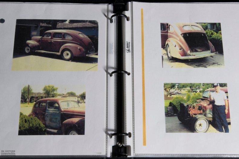 1940 Ford Sedan 86